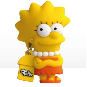 CLE LISA SIMPSON 8GO